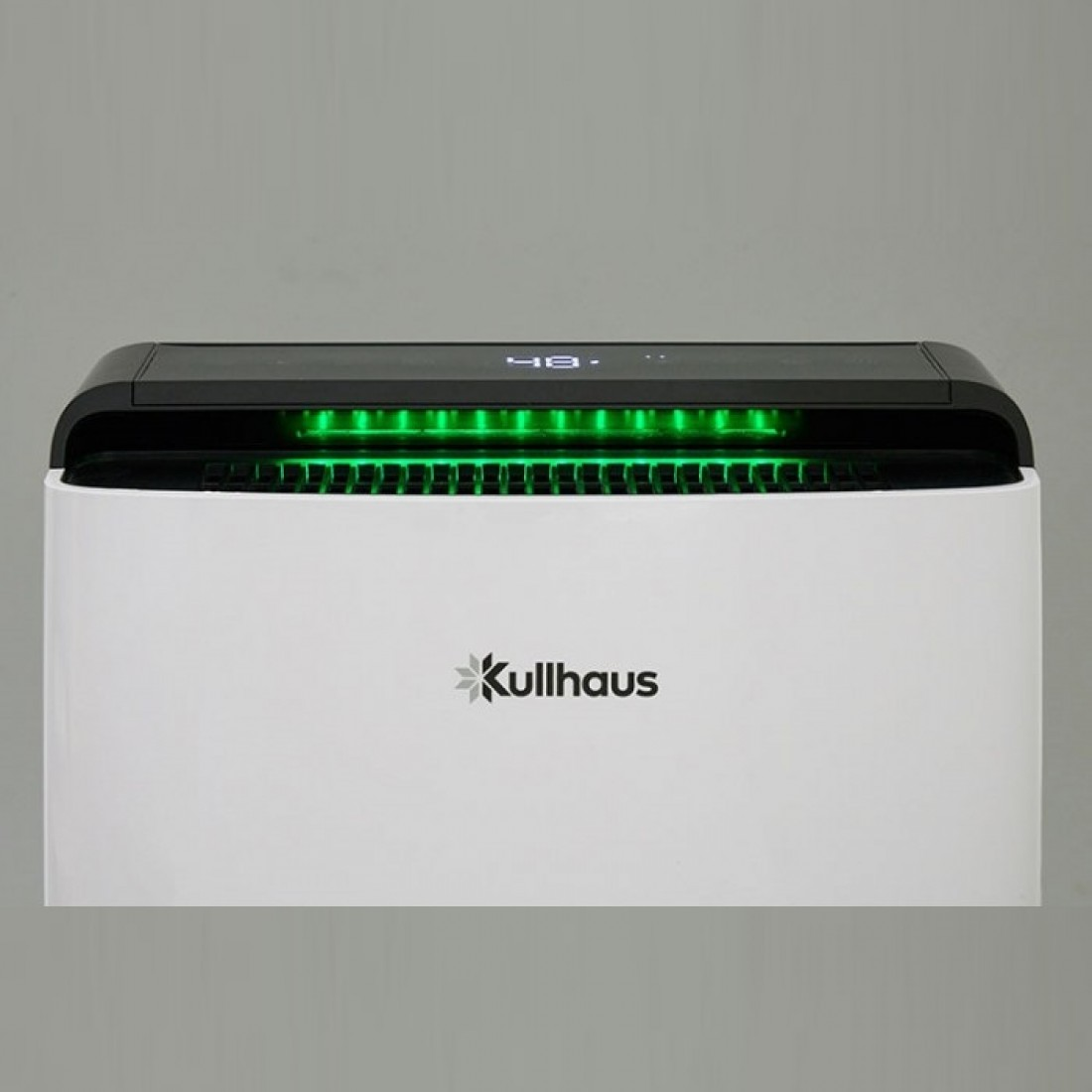 Kullhaus Qualis 20l Ion Dehumidifier With Compressor Overvoltage Protected Control