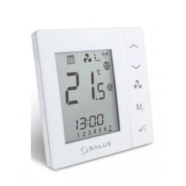 smart home προϊόντα-SALUS FC600 ΘΕΡΜΟΣΤΑΤΗΣ ΧΩΡΟΥ ΨΗΦΙΑΚΟΣ ΜΕ ΦΩΤΙΖΟΜΕΝΗ ΟΘΟΝΗ WiFi Θερμοστάτες Χώρου
